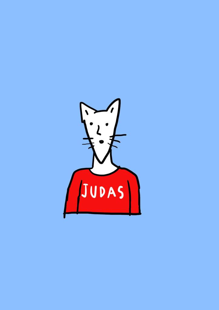 「JUDAS」 2018年11月作成