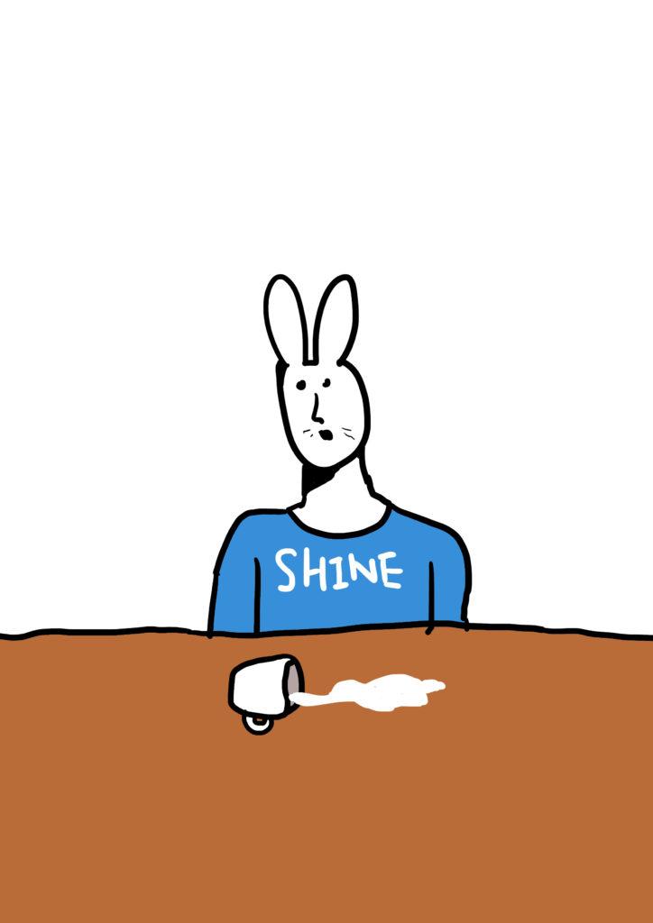 「SHINE」 2018年11月作成
